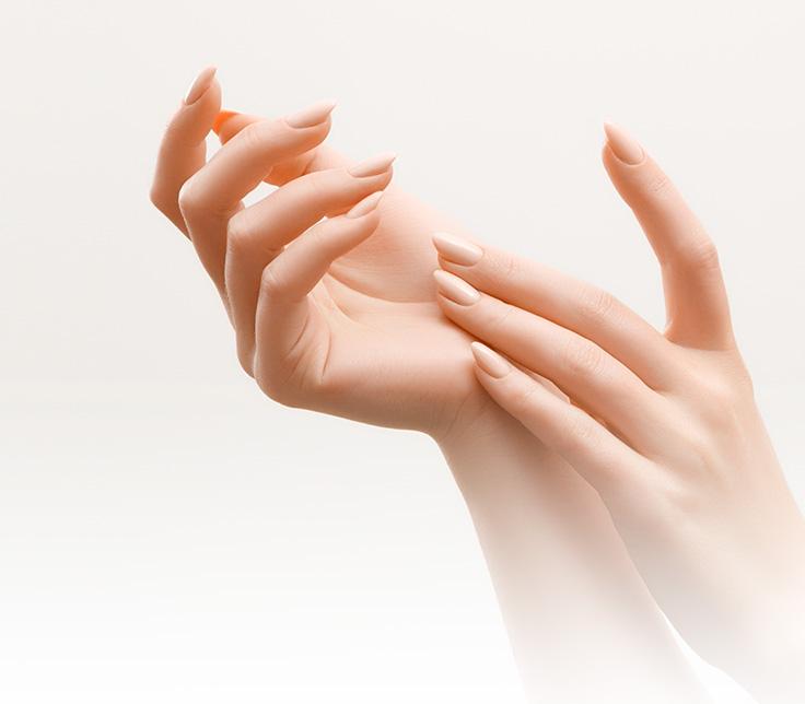 Zabiegi na dłonie